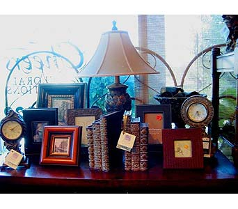 Clocks & Frames Collect in Lake Forest CA, Cheers Floral Creations