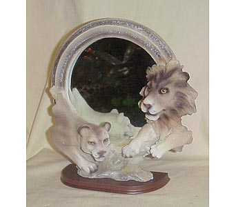 Lions Mirror in West Helena AR, The Blossom Shop & Book Store