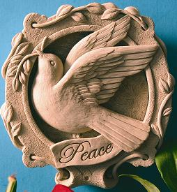 Dove of Peace Carruth in Perrysburg & Toledo OH - Ann Arbor MI OH, Ken's Flower Shops