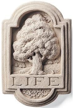 Life Plaque Carruth in Perrysburg & Toledo OH - Ann Arbor MI OH, Ken's Flower Shops