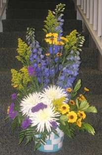 Bountiful Basket in Lake Charles LA, A Daisy A Day Flowers & Gifts, Inc.