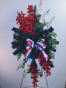 Pride and Honor in Camden AR, Camden Flower Shop