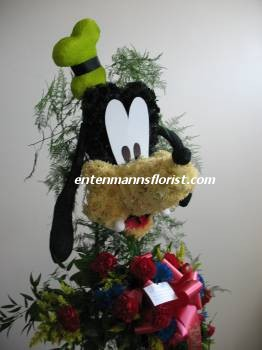 GOOFY in Jersey City NJ, Entenmann's Florist