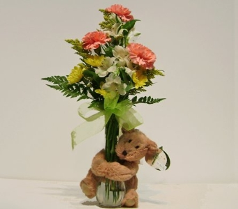 Beary Cute! in Herndon VA, Herndon Florist, Inc