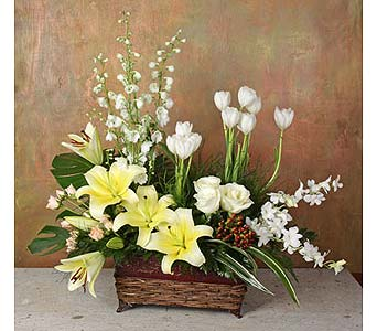 Simplicity in San Antonio TX, Blooming Creations Florist