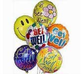Get Well Balloon Bouquet in Antioch CA, Antioch Florist