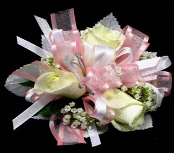 Premium Rose Corsage in Kennewick WA, Heritage Home Accents & Floral