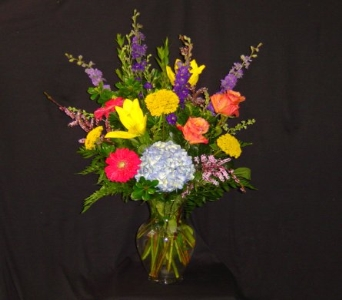Spring Surprise in Grapevine TX, City Florist