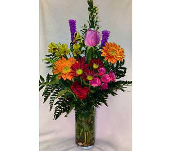 Galesburg's ''Favorite'' Bouquet in Galesburg IL, Galesburg Flower Company