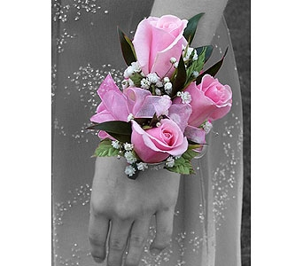 Prom Wrist Corsages in San Antonio TX, Blooming Creations Florist
