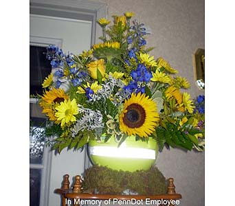 In Memory of a Special Co-Worker in Hanover PA, Country Manor Florist