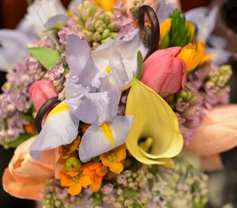 Seasonal Bouquet-Spring in Baltimore MD, The Flower Cart, Inc