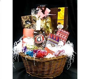 The Gourmet Gift Basket in Kennewick WA, Heritage Home Accents & Floral