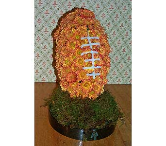 The Touchdown Bouquet in Noblesville IN, Adrienes Flowers & Gifts