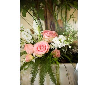 Cooper Wedding in Liberty MO, D' Agee & Co. Florist
