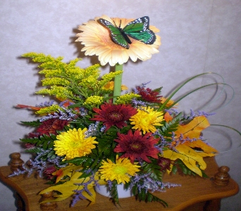 AUTUMN CHEER in Hanover PA, Country Manor Florist