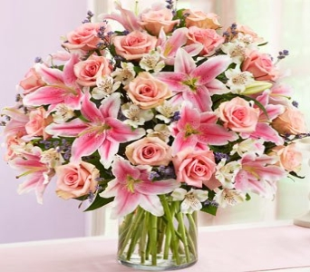 Pink Perfection in Snellville GA, Snellville Florist