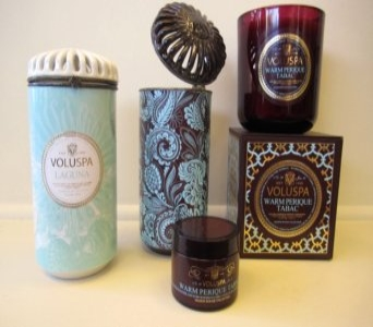 Voluspa Candles in Fort Worth TX, TCU Florist