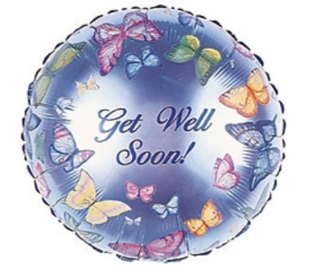Get Well Butterflys in New Haven CT, The Blossom Shop