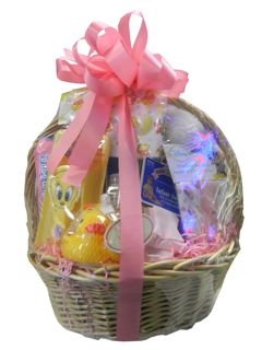 Baby Gift Basket in New Milford NJ, Denis Flowers