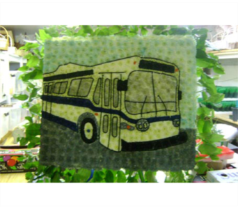 NYC BUS in Brooklyn NY, David Shannon Florist & Nursery