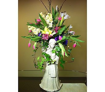 Sympathy Stone in Detroit and St. Clair Shores MI, Conner Park Florist
