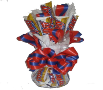 Sweetheart Candy Bouquet  (Payday) in Columbus OH, OSUFLOWERS .COM