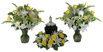 Cremation Setting in Scranton PA, McCarthy Flower Shop<br>of Scranton