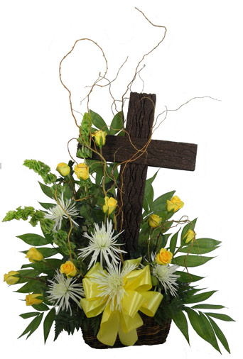 Olde Rugged Cross in Scranton PA, McCarthy Flower Shop<br>of Scranton