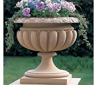 Waterloo Urn in Birmingham MI, Tiffany Florist