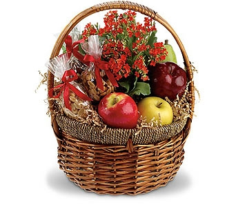 Health Nut Basket in Princeton, Plainsboro, & Trenton NJ, Monday Morning Flower and Balloon Co.