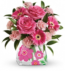 Teleflora's Hooray Bouquet in Metairie LA, Villere's Florist