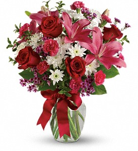 For My Sweetheart in Stephens City VA, The Flower Center