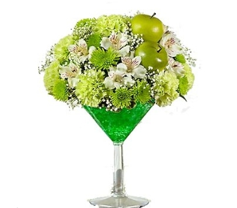 Marvelous Martini Cocktail Bouquet in Birmingham AL, Norton's Florist
