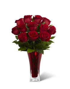 IN LOVE WITH RED ROSES in Lebanon OH, Aretz Designs Uniquely Yours