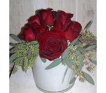 Hot for you in Dallas TX, Petals & Stems Florist