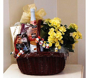 The Grand Gourmet Gift Basket in Towson MD, Radebaugh Florist and Greenhouses