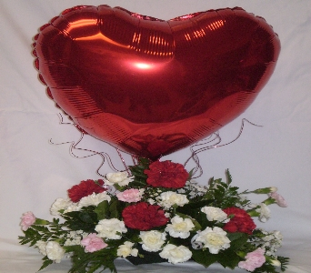 Love Is In The Air in Hanover PA, Country Manor Florist