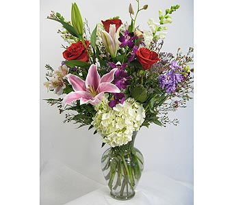 Opulence in Lower Gwynedd PA, Valleygreen Flowers and Gifts