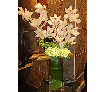 Bamboo Orchids in Thornhill ON, Wisteria Floral Design