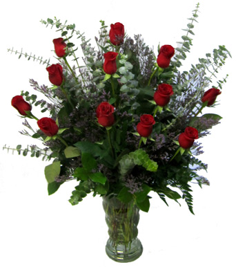 Hollywood Dozen  in Newport News VA, Pollards Florist