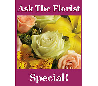 Florist Special in Raleigh NC, Gingerbread House Florist - Raleigh NC