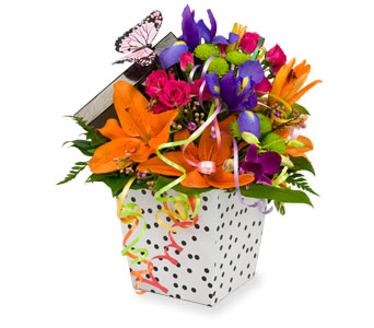 IT''S YOUR DAY! in Las Vegas NV, Tiger Lily Floral