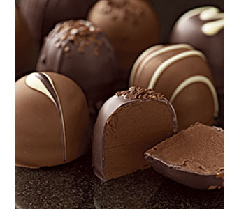 Assorted Truffles in Detroit and St. Clair Shores MI, Conner Park Florist