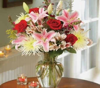 Elegant Wishes Bouquet in Canton PA, Stulls Flowers