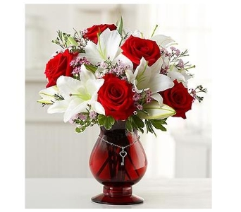 1-800-FLOWERS Key To My Heart� in Woodbridge VA, Brandon's Flowers