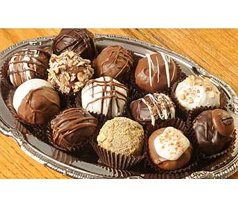 Assorted Truffle Box in Manhattan KS, Steve's Floral