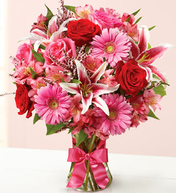 Romance Field of Euro in Mooresville NC, All Occasions Florist & Gifts<br>704.799.0474