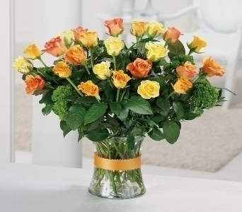 Stunning Colored Roses in Charleston SC, Tiger Lily Florist Inc.