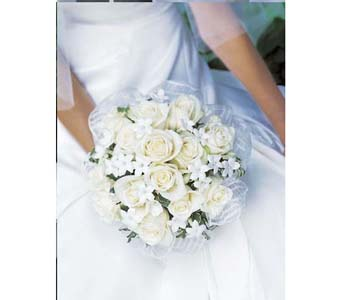 Bridal White in Brooklyn NY, Enchanted Florist